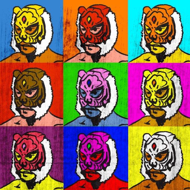 Tiger Mask secret moves